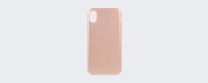 Пластиковый чехол для iPhone 10