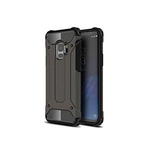 Противоударный черный чехол для Samsung Galaxy S9