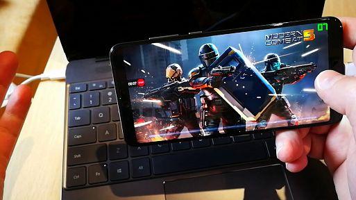 Новая технология работы с графикой GPU Turbo от Huawei