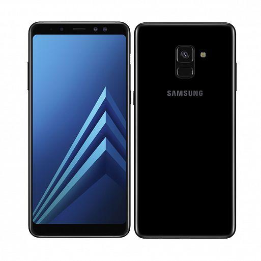 Смартфон Samsung Galaxy A8+