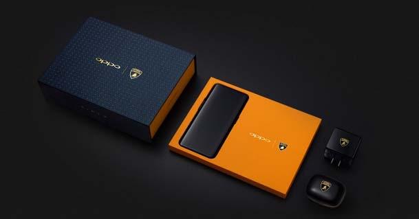 Oppo Find X Lamborghini Edition появится в продаже 10 августа