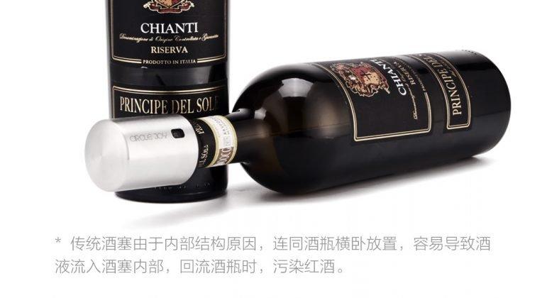 Компания Xiaomi выпустила крышку для винных бутылок