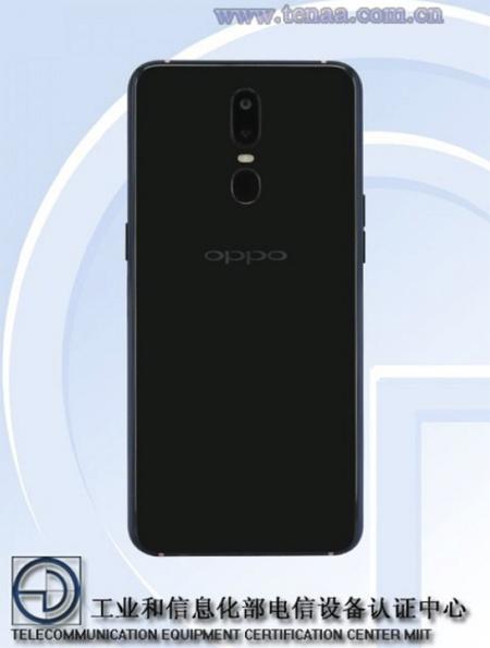 Смартфон Oppo R17 замечен на сайте китайского регулятора TENAA