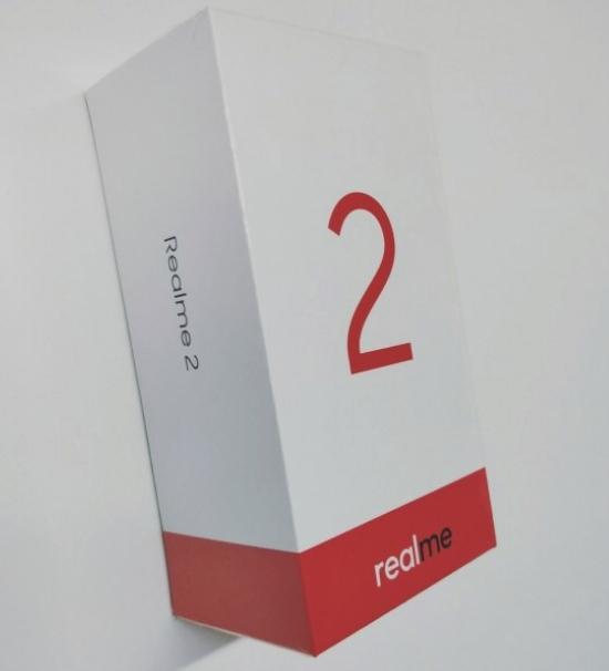 Смартфон Realme 2 показали на официальном рендере