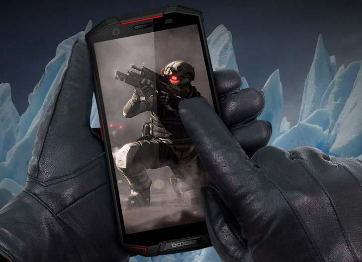 Защищенный смартфон Doogee S70 получил игровой режим