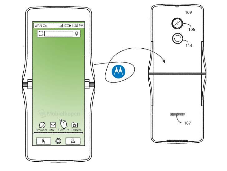 Культовая раскладушка Motorola RAZR может возродиться