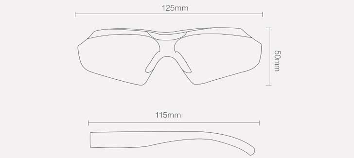 Xiaomi представила очки для автолюбителей по цене $29
