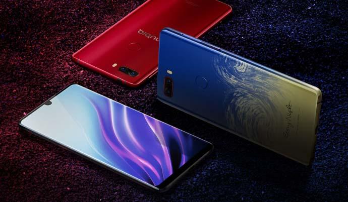 Состоялась премьера смартфона ZTE Nubia Z18