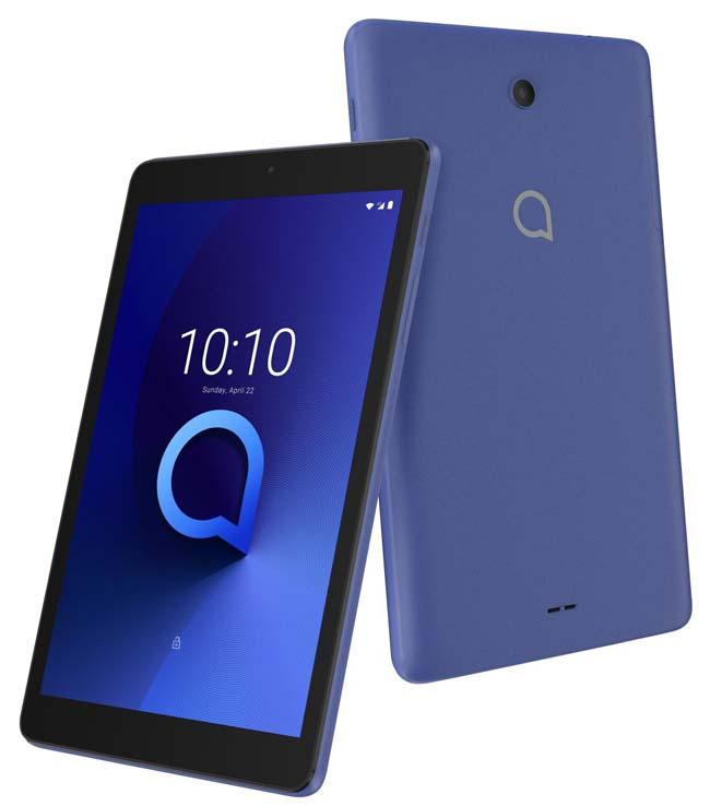 Alcatel 3T 8 работает под управлением Android Oreo Go Edition