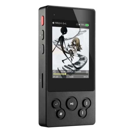 Плеер xDuoo X3 II со скидкой $22,5 в интернет-магазине Tomtop!