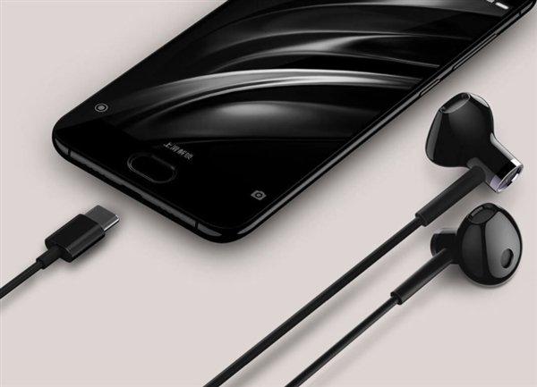 Xiaomi представила гарнитуру Half in-ear с разъёмом USB Type-C