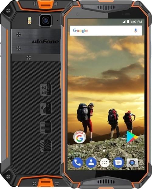 Защищенный смартфон Ulefone Armor 3 получил чип Helio P23