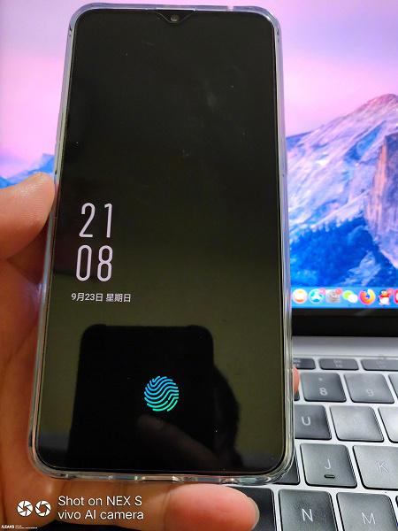 Смартфон OnePlus 6T показали на очередных