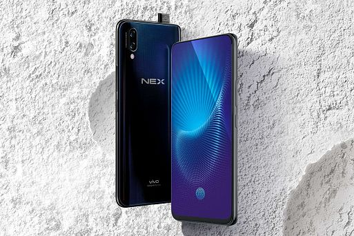 5G-смартфон на базе Vivo NEX