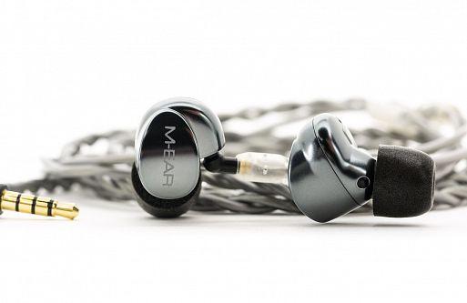 Арматурные наушники-вкладыши Audiolab M-EAR 4D