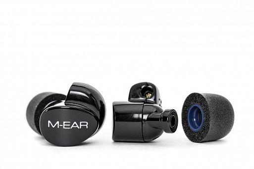 Арматурные наушники-вкладыши Audiolab M-EAR 2D