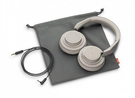 Беспроводные наушники Plantronics BackBeat GO 600