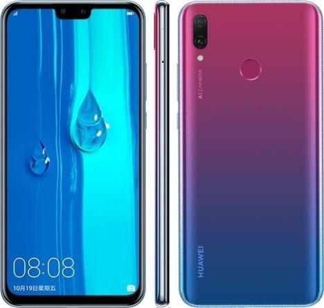 В отличие от Huawei Y9 2019, Enjoy 9 Plus получит версию 6/128 Гб