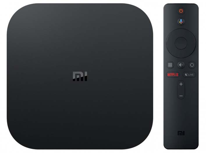 Представлена телевизионная приставка Xiaomi Mi Box S