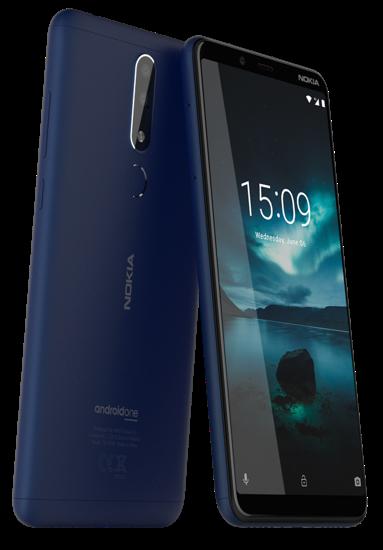 Компания HMD Global представила смартфон Nokia 3.1 Plus