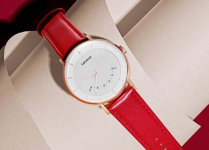 Новые умные часы Lenovo SmartWatch S стоят $43
