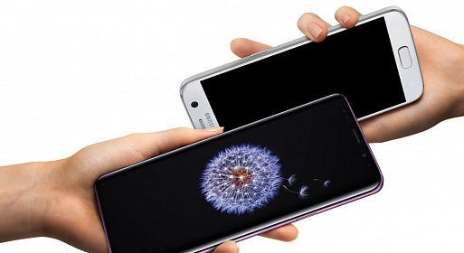 Trade-in от Samsung теперь онлайн
