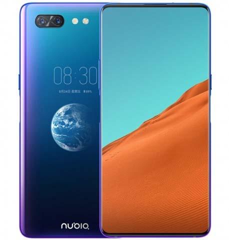 Первая партия смартфонов Nubia X распродана за 57 секунд