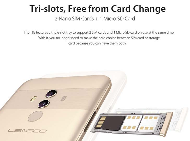 Смартфон Leagoo T8S на AliExpress предлагается всего за $89