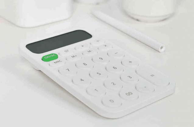 Xiaomi представила калькулятор под названием MiiiW