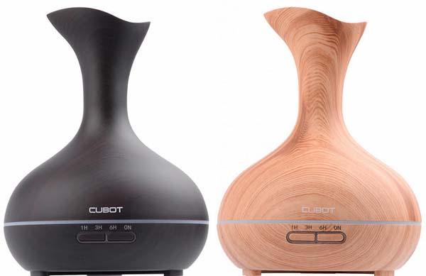 Компания Cubot выпустила увлажнитель воздуха за €30
