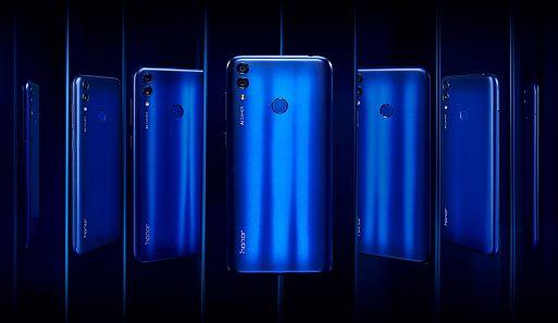 Смартфон Honor 8C