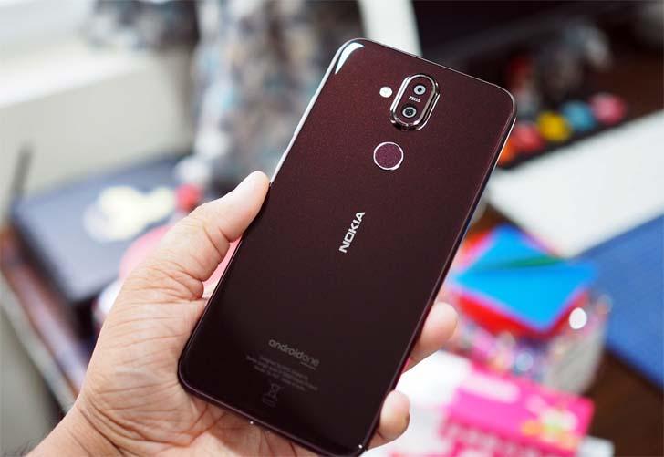 HMD Global официально представила смартфон Nokia 8.1