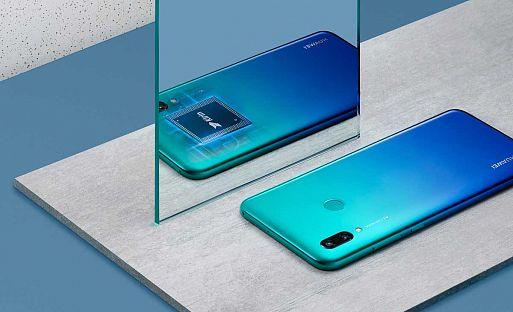 Смартфон HUAWEI P smart 2019