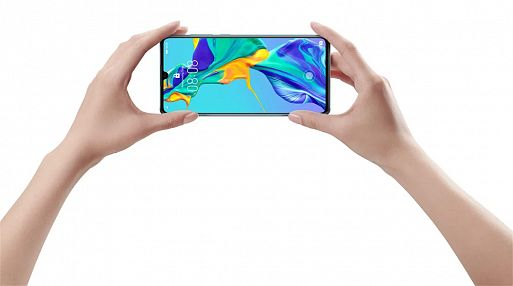 Флагманские смартфоны серии Huawei P30
