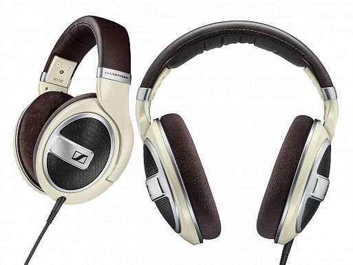 Открытые охватывающие наушники для домашнего аудио Sennheiser HD 599