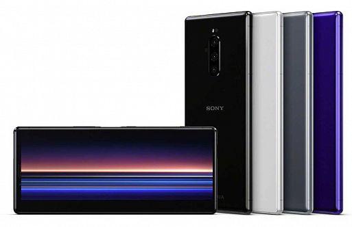 Cмартфон Sony Xperia 1