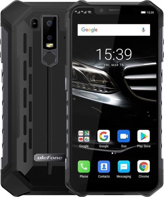 Представлен защищенный смартфон Ulefone Armor 6E