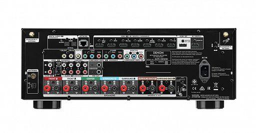 Новая линейка AV-ресиверов S-класса от Denon