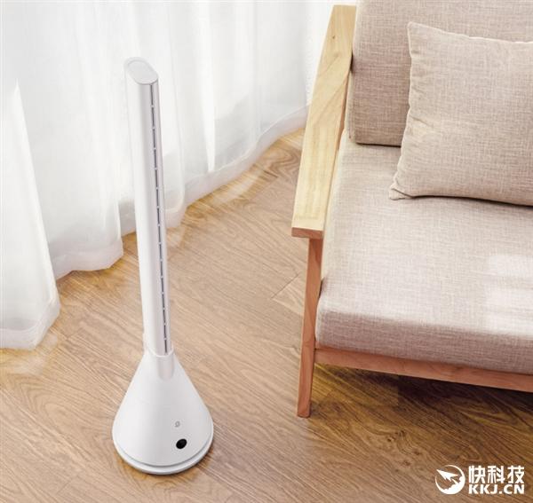 Xiaomi представила напольный безлопастный вентилятор