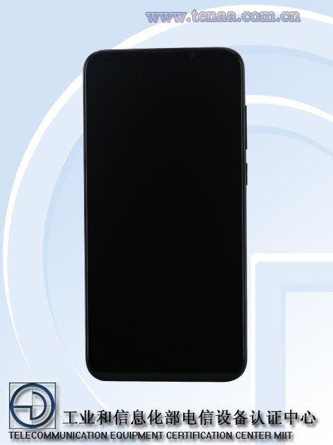 В агентстве TENAA замечен смартфон Meizu 16Xs