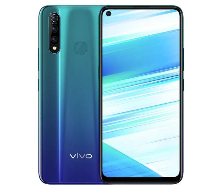 Состоялась премьера смартфона Vivo Z5x