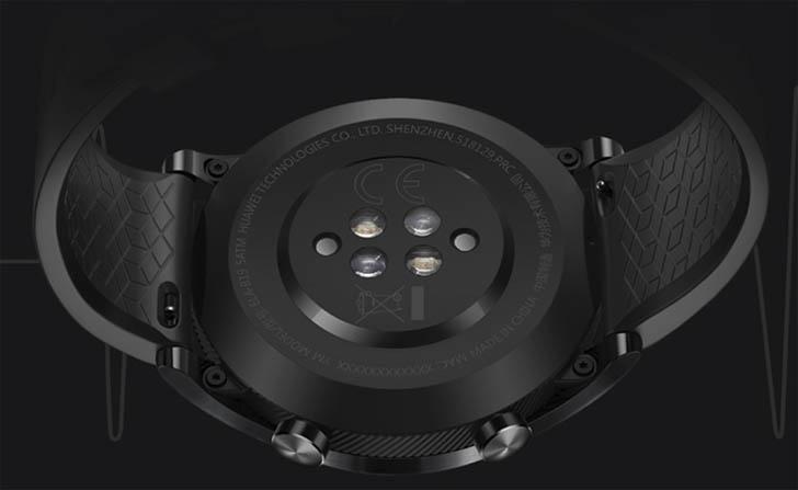Компания Huawei готовится представить новые умные часы