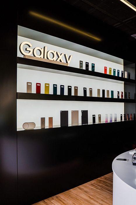 Samsung Galaxy Studio в парке Горького в Москве