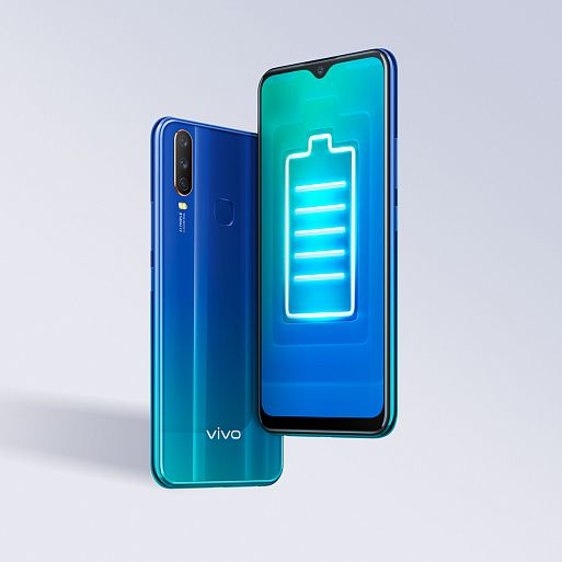 Смартфон Vivo Y12
