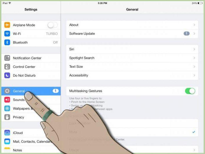 iPad 4 модели