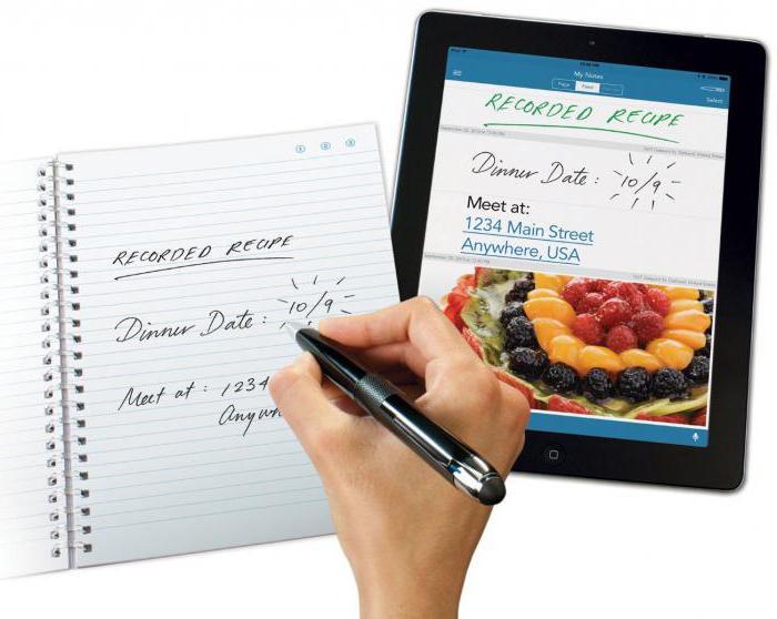 цифровая ручка