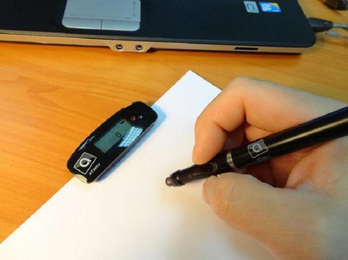 цифровая ручка atary