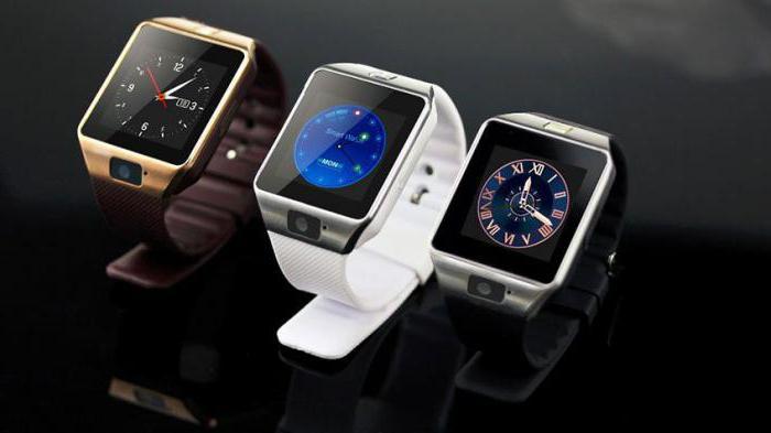smartwatch dz09 обзор