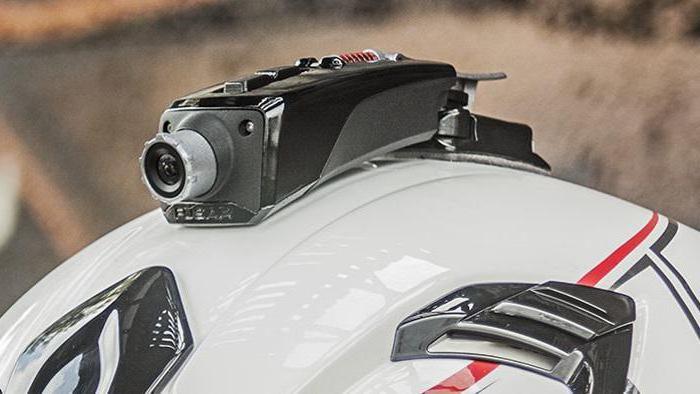 видеокамера на шлем мотоцикла