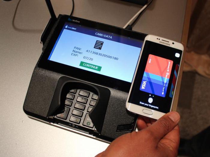 С какими картами работает Samsung Pay?